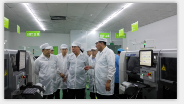 Nankai University Business School experts to Shenzhen Kelly Electronics Co., Ltd. research